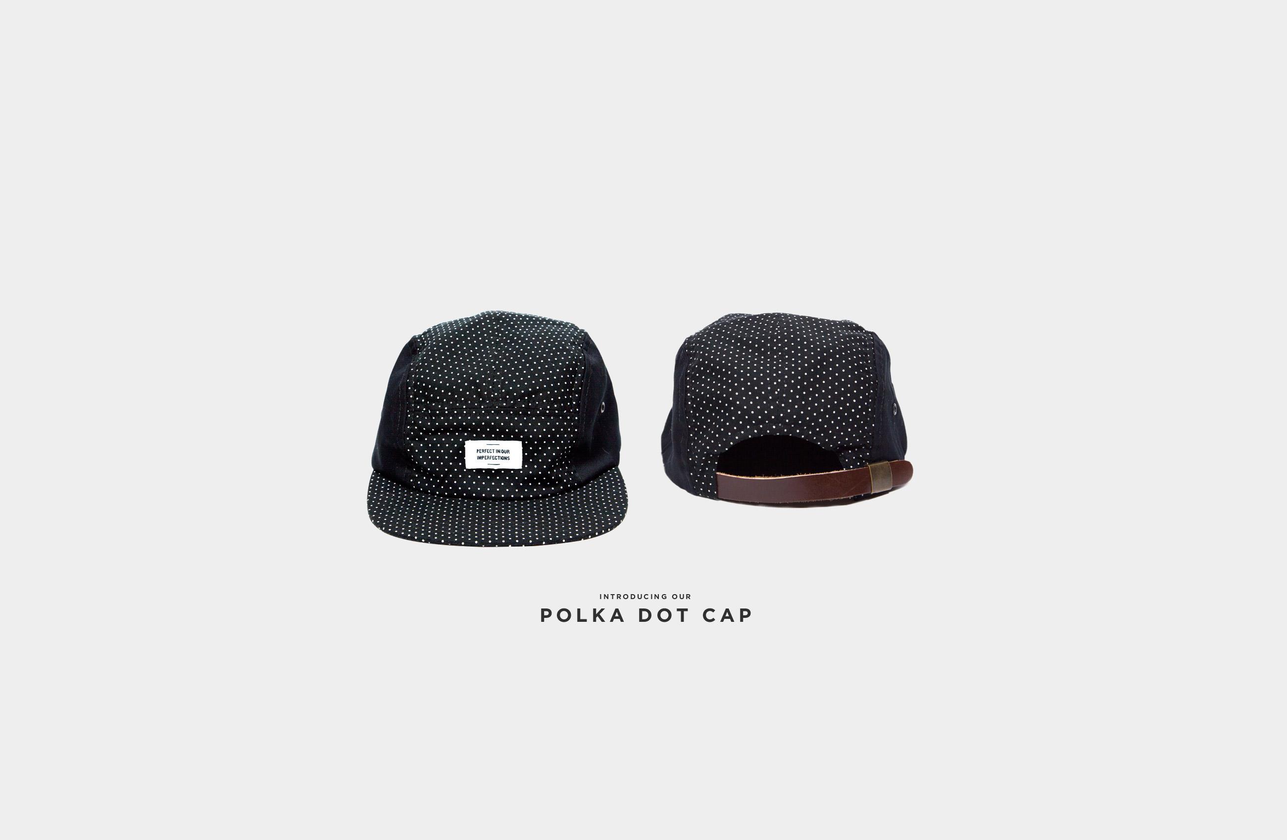 The Polka Dot Cap